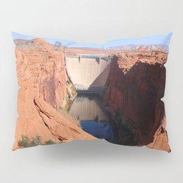 Glen Canyon Dam And Colorado River Pillow Sham