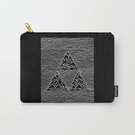 Triforce // Joy Division Carry-All Pouch