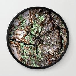 Dry Rivers Wall Clock