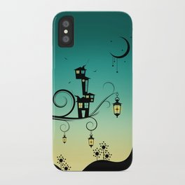 Good Night Little One. iPhone Case
