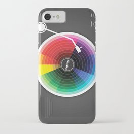 Pantune - The Color of Sound iPhone Case