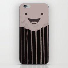 dark cloud iPhone & iPod Skin
