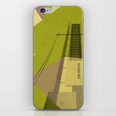 St. Jamestown Branch iPhone & iPod Skin