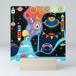 Dreamer's Peak Mini Art Print