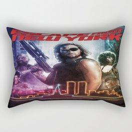 Escape From New York Rectangular Pillow
