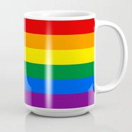 LGBT / Rainbow Flag Coffee Mug
