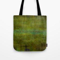 Green burrows ~ Abstract Tote Bag