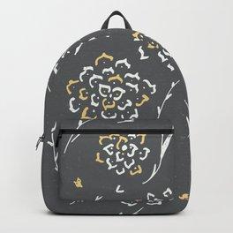 Mantra's flower Backpack