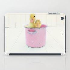 Duck Soup (pink version) iPad Case