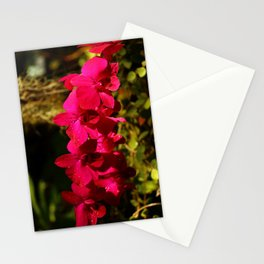 Lovely As An Orchid Stationery Cards