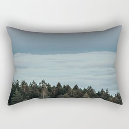 Woodland Serenity Rectangular Pillow