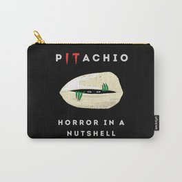 Pitachio - Horror in a Nutshell Carry-All Pouch
