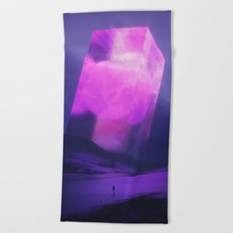 The World Within Beach Towel