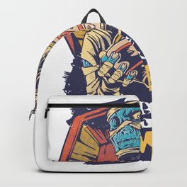 Curse of Ramenses Meme Backpack