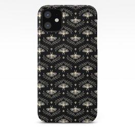 Spooky Moths iPhone Case