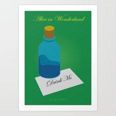 Alice in Wonderland | Fairy Tales Art Print