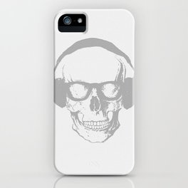 This Music Kills Me  iPhone Case