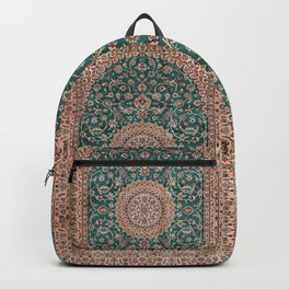 -A29- Epic Heritage Traditional Islamic Artwork. Backpack