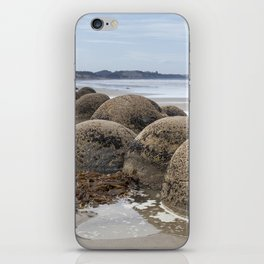 The Boulders iPhone Skin