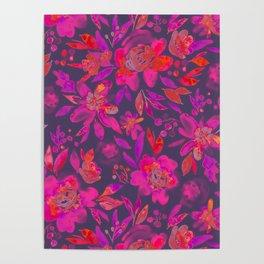 Flower Series X Poster
