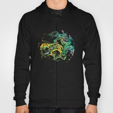 Swirling World V.1 Hoody