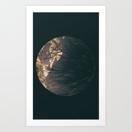Meditations - Dust Art Print