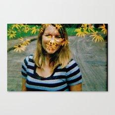 Wildflower. Canvas Print