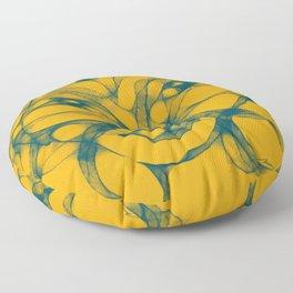 Beautiful Alien Floor Pillow