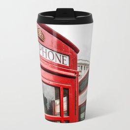 Iconic London Travel Mug