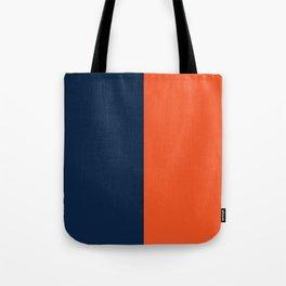 Denver Navy Tote Bag
