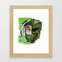 FLASH SERIES 01 Framed Art Print