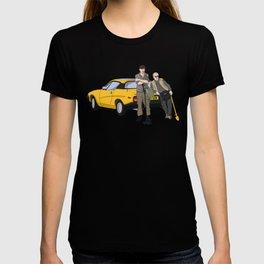 Detectorists - Lance & Andy - DMDC T-shirt