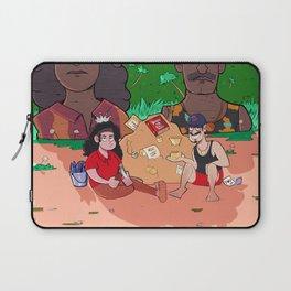 Survivor 39 Fan Art - Island of the Idols! Laptop Sleeve