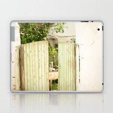 Through the Green Gate Laptop & iPad Skin