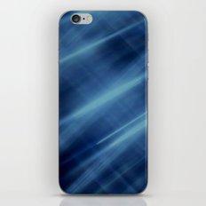 Magic Blue iPhone & iPod Skin