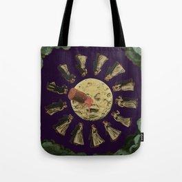 Dancing on the Moon Tote Bag