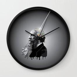 George MacDonald Wall Clock
