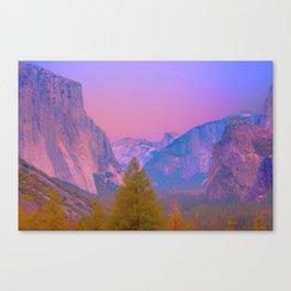 1960s Landscape XXXI Canvas Print