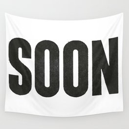SOON Wall Tapestry