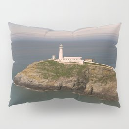 The South Stack Lighthouse Pillow Sham