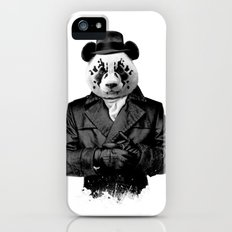 Rorschach Panda Slim Case iPhone SE