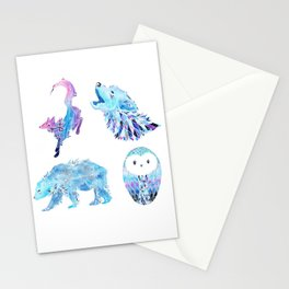 Northern Hemisphere Collection Stationery Cards