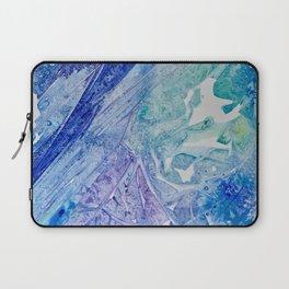 Water Scarab Fossil Under the Ocean, Environmental Laptop Sleeve