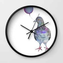The Unbearable Lightness of Being Wall Clock