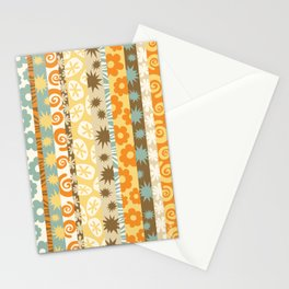 Tropical Mod: Autumn Stationery Cards