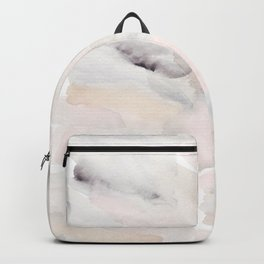 My Gem - Elegant Abstract Watercolour Art Backpack