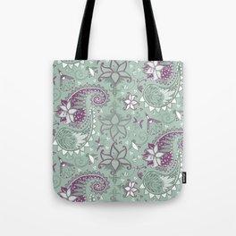 Filigreed Tote Bag