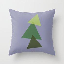 Balance Abstract Figures 2 Throw Pillow