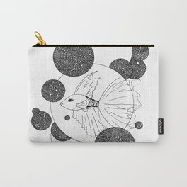 Fish&bubbles Carry-All Pouch