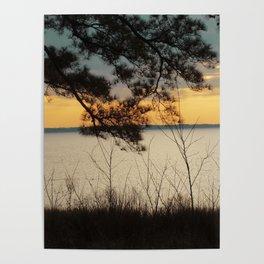 Lake Maury, Newport News, VA Poster